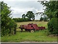 SE4715 : Blocked field entrance off Thorpe Lane by Christine Johnstone