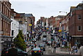 SU9949 : Looking up the High St by Nigel Chadwick
