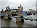 TQ3380 : Tower Bridge, London by Christine Matthews
