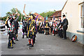 SK8870 : Poacher Morris by Richard Croft