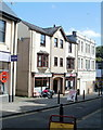 SO2800 : Whistling Sausage Cafe, Pontypool by John Grayson