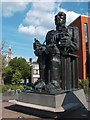 SP0483 : 'Faraday', Sir Eduardo Paolozzi, University of Birmingham : Week 28