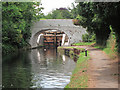TQ1379 : Lock 90, Norwood Locks by Oast House Archive