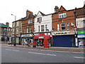 TQ3978 : Trafalgar Road Shops (1) by Stephen Craven