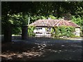 N3950 : Lodge at estate entrance by John M