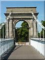 SK5737 : Wilford Suspension Bridge : Week 28