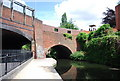SP0686 : Birmingham and Worcester Canal Bridge 87 (Bath Row) by N Chadwick