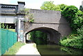 SP0585 : Bridge 85, Worcester and Birmingham Canal by N Chadwick