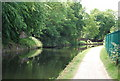 SP0585 : Worcester and Birmingham Canal by N Chadwick