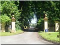 SP0619 : Gateway to Salperton Park by Michael Dibb