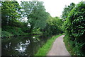 SP0584 : Worcester and Birmingham Canal by N Chadwick