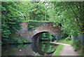 SP0484 : Worcester and Birmingham Canal, bridge 84 by N Chadwick