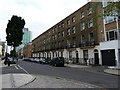 TQ2982 : Flats and apartments on Hampstead Road by Richard Law