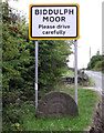 SJ8957 : Welcome to Biddulph Moor by Jonathan Kington