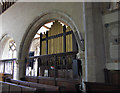 TQ7529 : The Organ in Hawkhurst Church by Julian P Guffogg