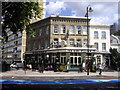 TQ2977 : The King William IV Public House, Grosvenor Road, Pimlico by PAUL FARMER