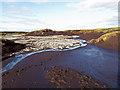 NN8129 : Peat deposits near Ton Eich : Week 29