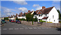 SP5307 : Bowness Avenue, Headington by Des Blenkinsopp