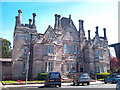 NT9953 : Council Offices In Berwick upon Tweed by Graham Robson