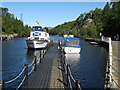 NN4907 : 'Lady of the Lake' at Loch Katrine by M J Richardson