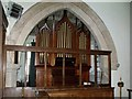 TF0179 : Organ in St Mary's Church, Welton by J.Hannan-Briggs