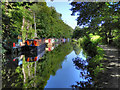 SD9926 : Rochdale Canal by David Dixon
