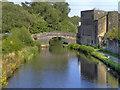 SE0026 : Rochdale Canal, Broadbottom Bridge by David Dixon