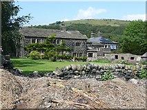 SE0026 : Carr House Farm, Mytholmroyd by Humphrey Bolton