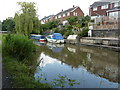 SJ9585 : Moorings at High Lane, Macclesfield Canal by Peter Barr