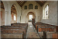 TL4746 : St John, Duxford - East end by John Salmon