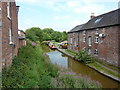 SJ7559 : Trent &amp; Mersey Canal, Wheelock by Alexander P Kapp