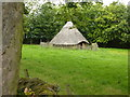 SJ9888 : Iron Age hut by Peter Barr