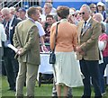 NX4254 : Meeting HRH The Princess Royal by Andy Farrington