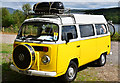 NN1227 : VW Campervan by The Carlisle Kid