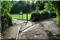 ST6176 : Entrance to Eastville Park by David Lally