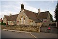 SK2164 : Youlgrave All Saints C of E Primary School by Adrian Channing