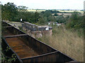 SP6989 : Top of the inclined plane by Alan Murray-Rust