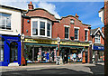 SU1405 : Framptons, High Street, Ringwood by Peter Facey