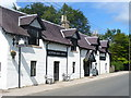 NO5298 : The Boat Inn, Aboyne by Colin Smith