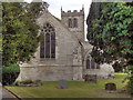 SP1359 : The Parish Church of St John the Baptist, Aston Cantlow by David Dixon