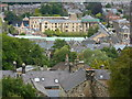 SK2960 : Rooftops of Matlock by Peter Barr