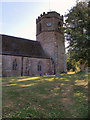 SJ6128 : St Luke's Church, Hodnet by David Dixon