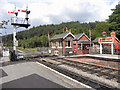 SE8191 : Levisham Signals and Signal Box by David Dixon