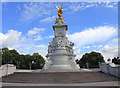 TQ2979 : Queen Victoria Memorial by David P Howard