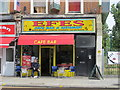 TQ2484 : Efes Cafe Bar &amp; Restaurant, Kilburn High Road, NW6 by Mike Quinn
