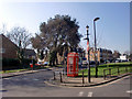 TQ3194 : Winchmore Hill Green, London N21 by Christine Matthews
