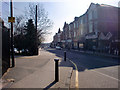 TQ3194 : Station Road, Winchmore Hill, London N21 by Christine Matthews