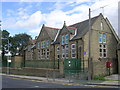 SE1536 : High Craggs Primary School - Crag Road by Betty Longbottom