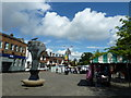TQ2636 : August 2011 in Crawley's historic High Street (f) by Basher Eyre