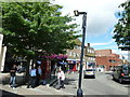 TQ2636 : August 2011 in Crawley's historic High Street (m) by Basher Eyre